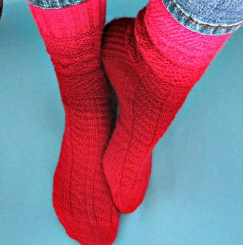 Zauberball Socken