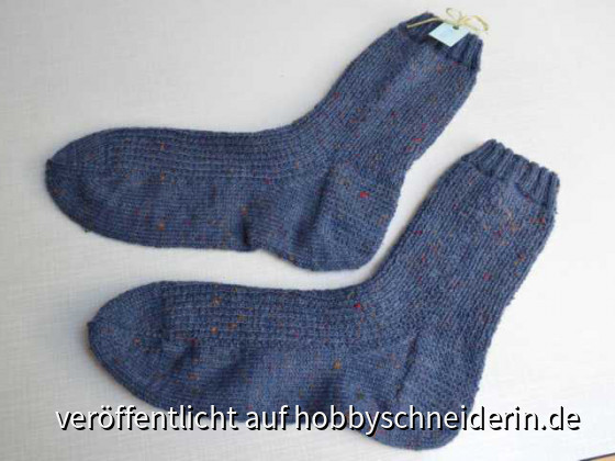 Tweedsocken