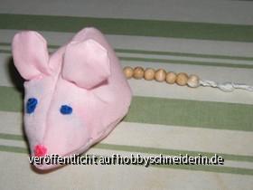 Taschenbaumler Maus.