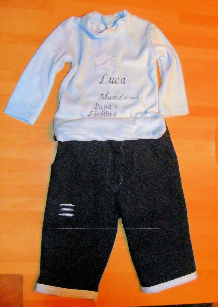 Baby-Set in Gr.74