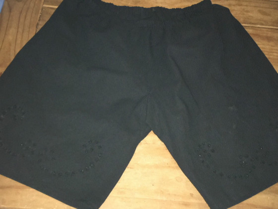 Lange Unterhose für historische Bekleidung