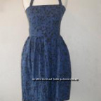 1. Aller erstes Kleid_Blau