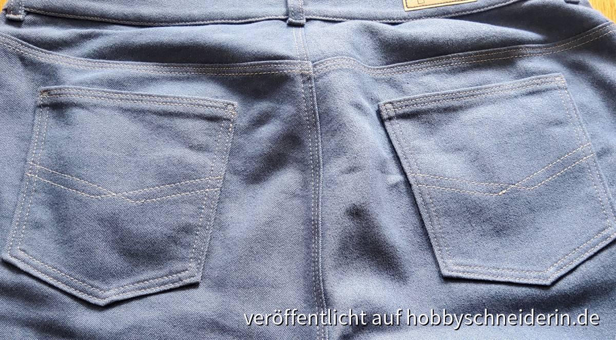 Meine erste Jeans, die endlich passt!