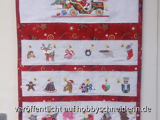 Weihnachtskalender für die Enkel