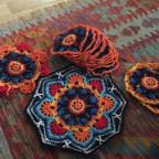 Persian Tiles Blanket