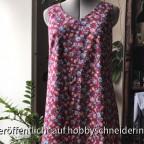 E1 - A-Linien Kleid vorne