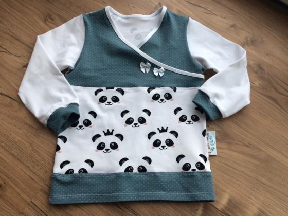 Panda Trotzkopf für die Murmel - Größe 98