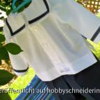 Matrosenanzug Taufkleid für Junge