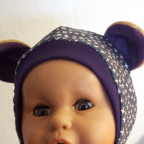Baby-Bärenohrenmütze