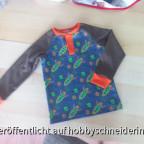 Geburtstags-Raketenshirt