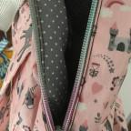 "Kinderrucksack "" Kami"" aus dem DIY Eule Buch"