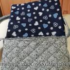 Tasche für die Enkeltochter (innen)