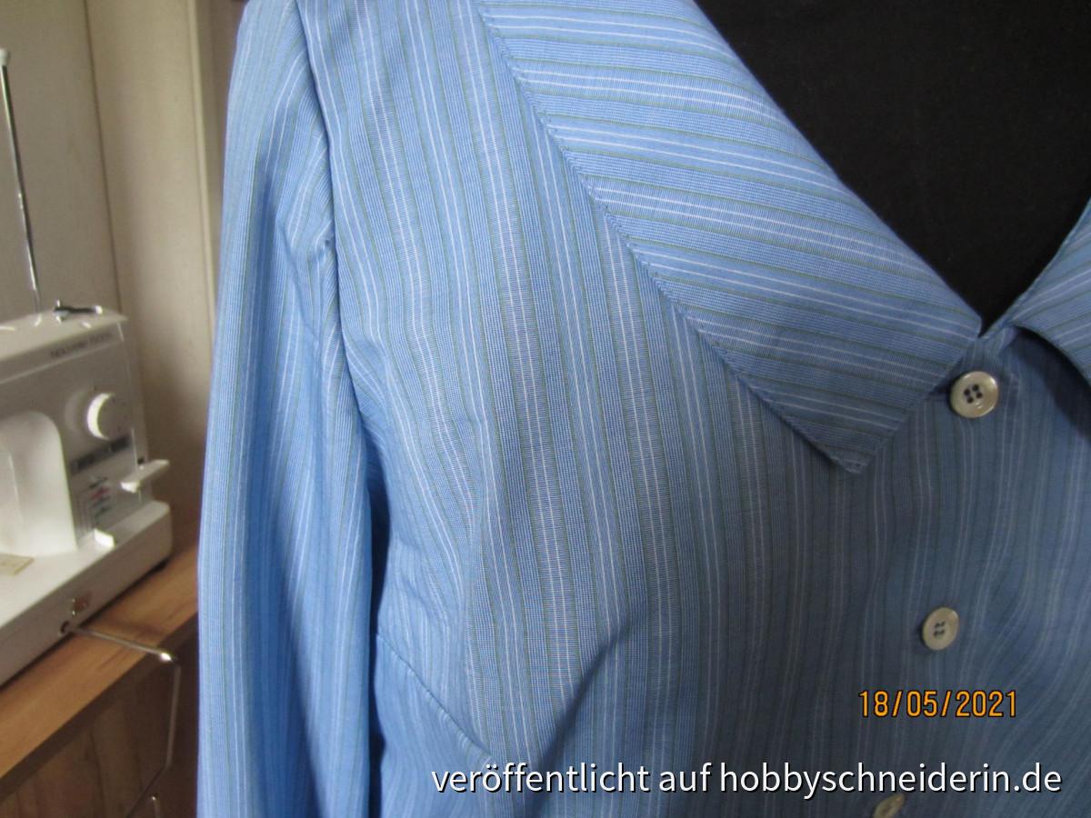 Bluse 407 detail