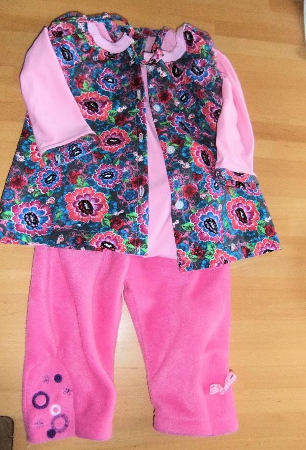 Outfit komplett