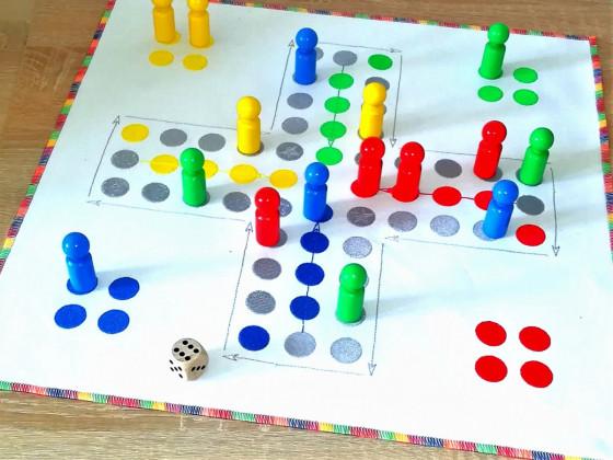 """Spielen macht Spaß """"wie früher"""""""
