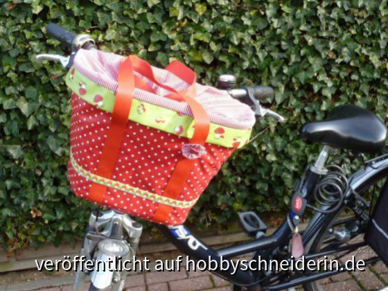 Fahrradkorb Tasche