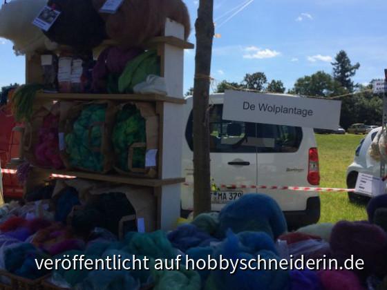 Der 29. Rheinische Wollmarkt in Euskirchen Bild 6