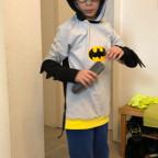 Ich bin BATMAN!
