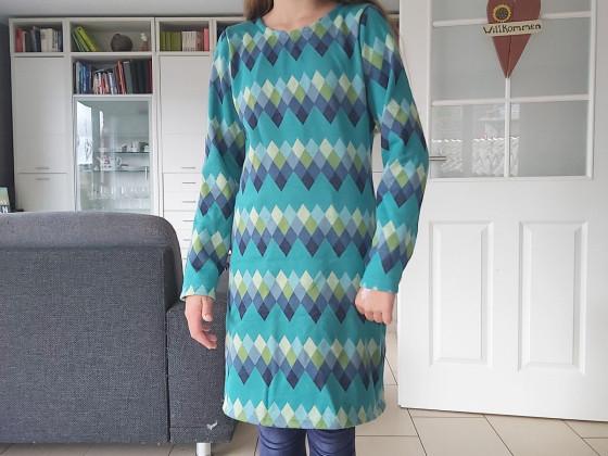 Longshirt/Kleid für K1