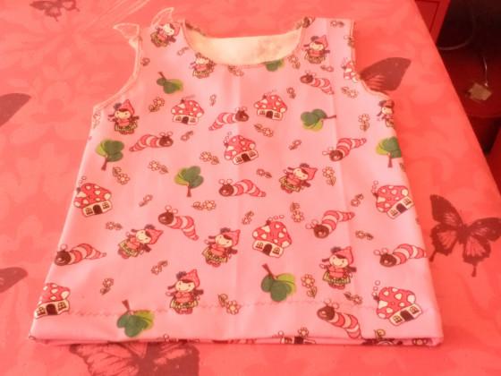 Mein erstes Babykleid