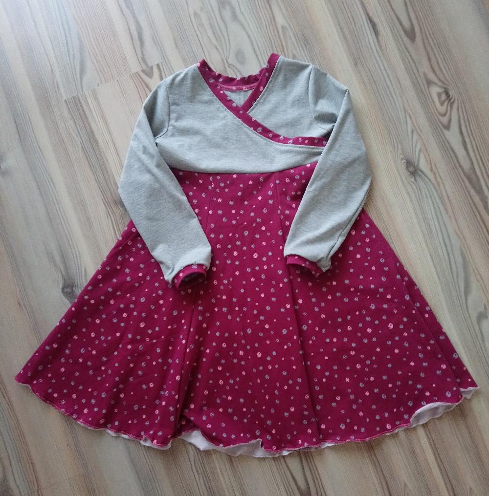 Geburtstagstagskleid für die Tochter einer Freundin