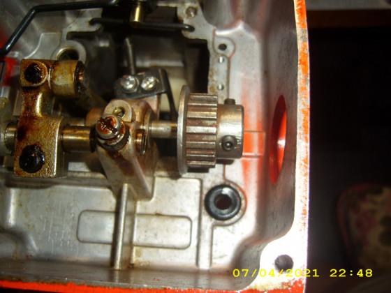 Dorina 61 Reparatur