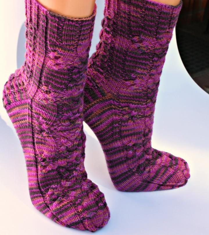 Wilde Wiesen Socken