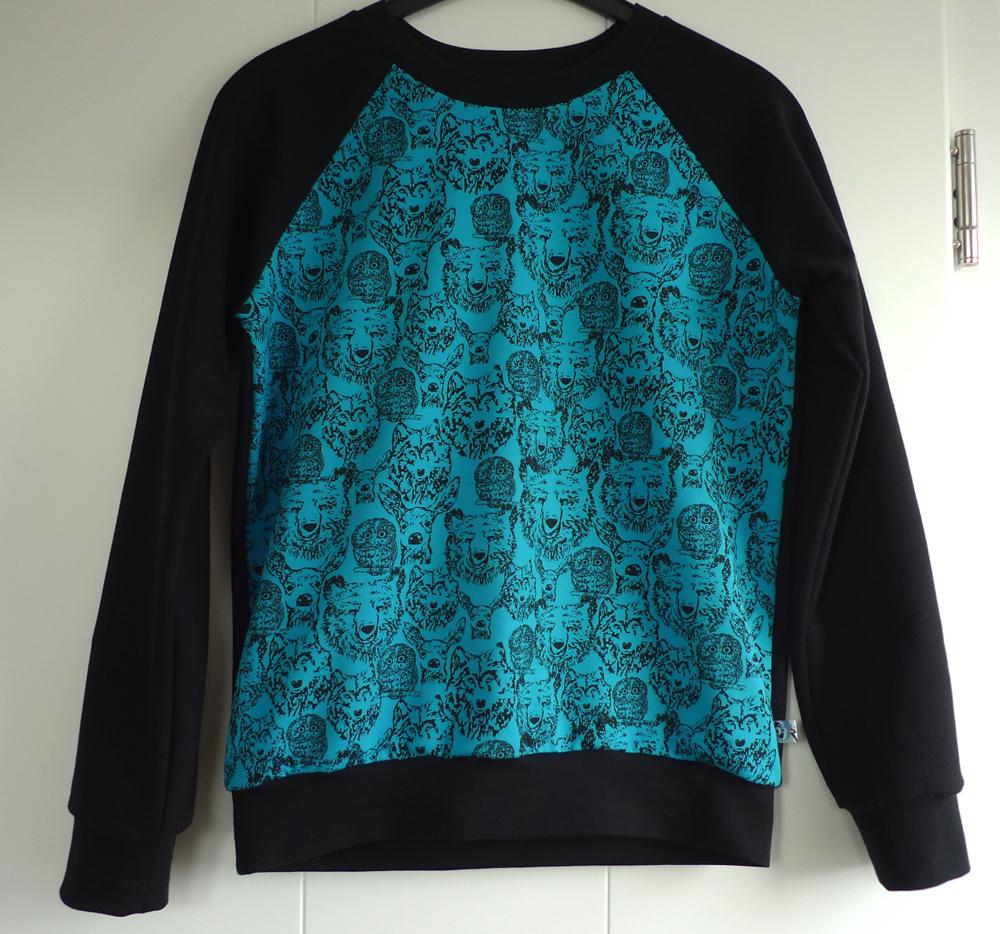 Ottobre Sweatshirt in Gr. 152-158