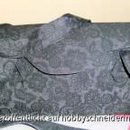 Blossom Bag in Schwarz
