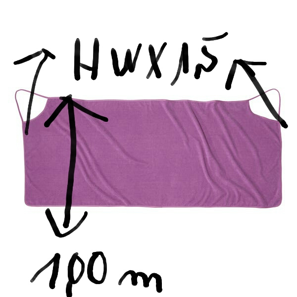 Badekleid