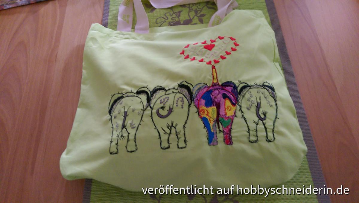 Elefantentasche