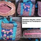 Schnabelina Bag Mini Schlicht ohne Ecken