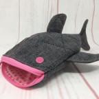 Walhai in pink