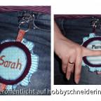 Sarah SOS Anhänger