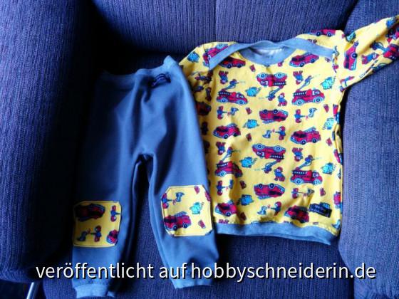 Schnablina Regebogenbody (abgewandelt) und Babyhose Ras