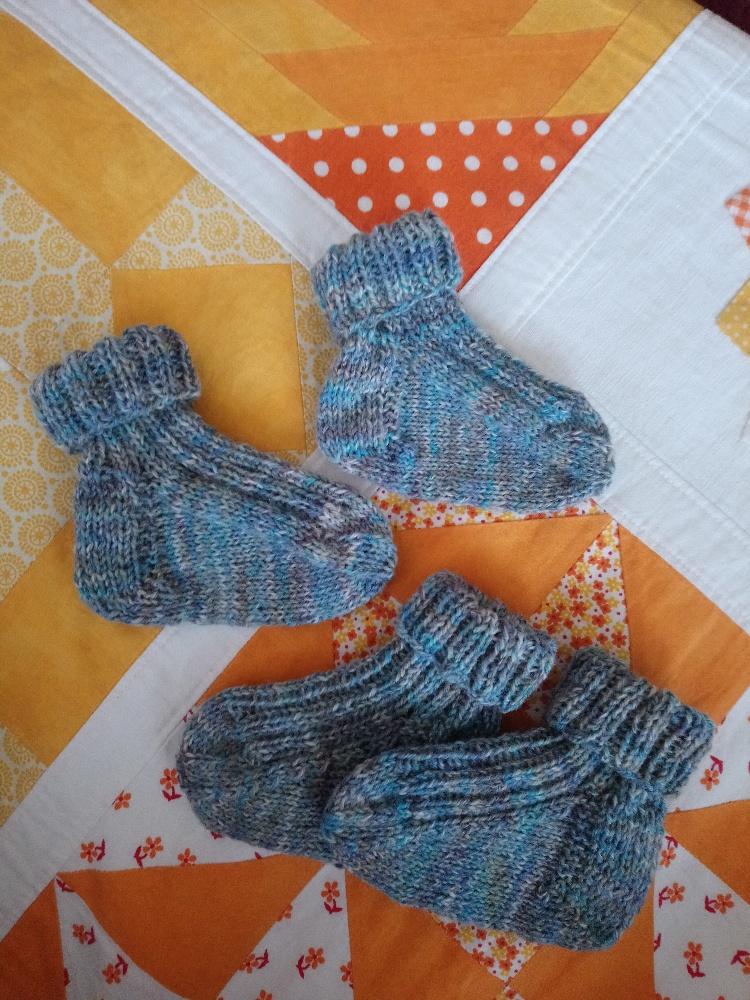 Socken 01/2020 und 02/2020