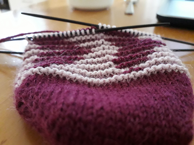 Illusion Knitting (Love Me Knot)