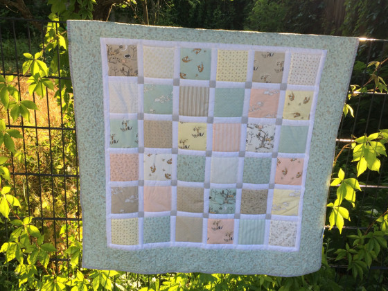 Woodland Babyquilt