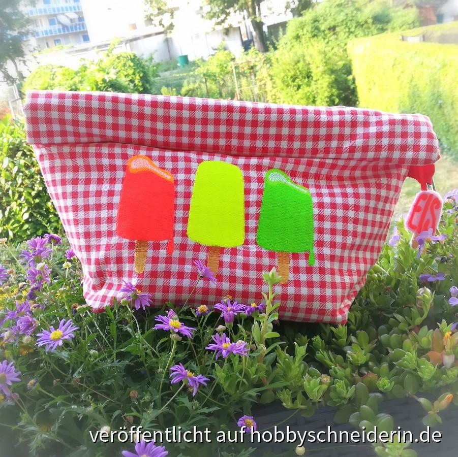 Täschchen à la Lunchbag