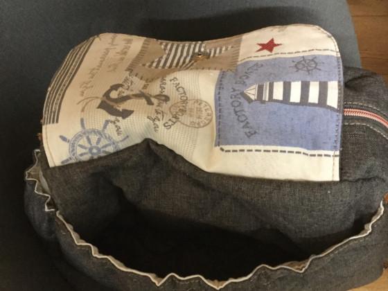"""Wickeltasche """"Alleskönner"""" von Farbenmix"""
