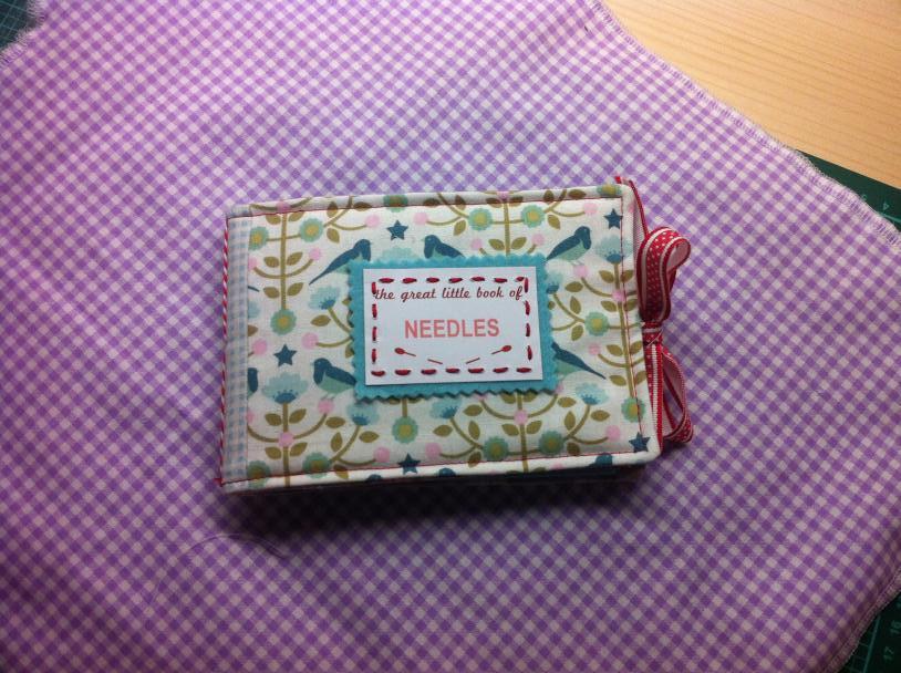 "Endlich Ordnung im Nadel-Chaos - Mein ""Great little Book of Needles"""