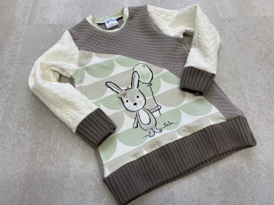 Hase in Mint - Projekt No 1-2021