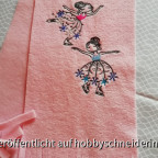 Schal für ein Enkelmädchen