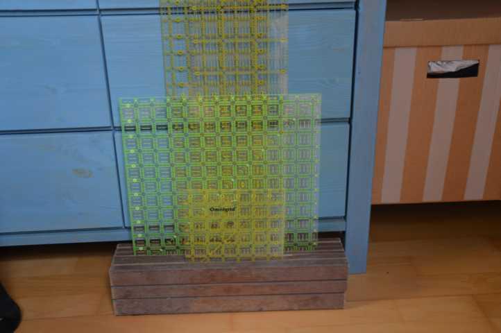 Ständer für Patchwork-Lineale