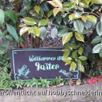 Willkommen im Garten