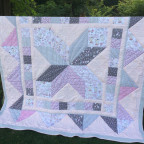 Bunny Butterfly Quilt