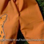 Babyhose aus BW-Stoff -