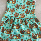 YOLA Shirtkleid nach Farbenmix - Größe 110-116
