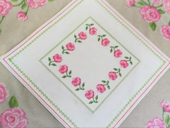 Rosendeckchen