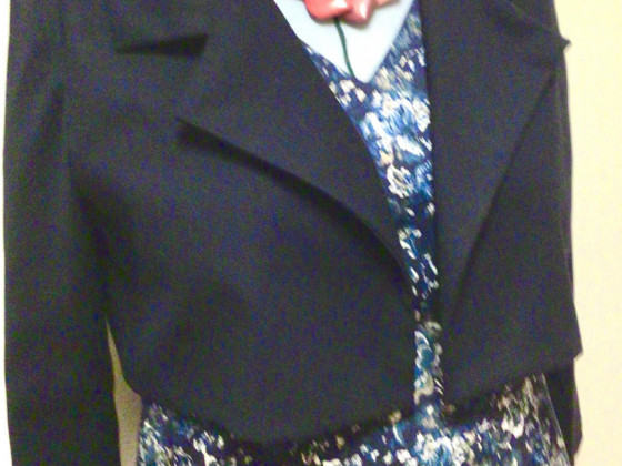 Schneider Akademie- E4 Bolerojäckchen